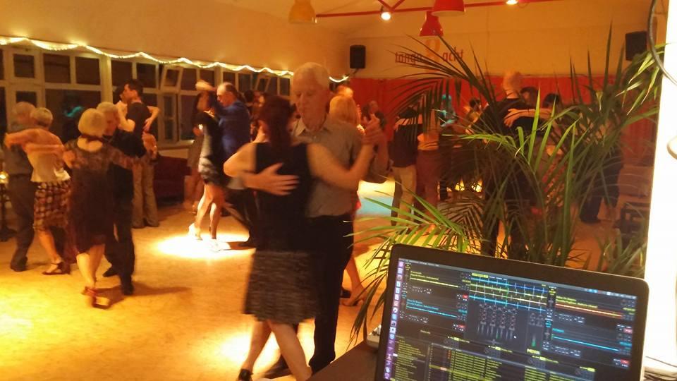 97/ New Year party, Tango 8, Köln (DE)