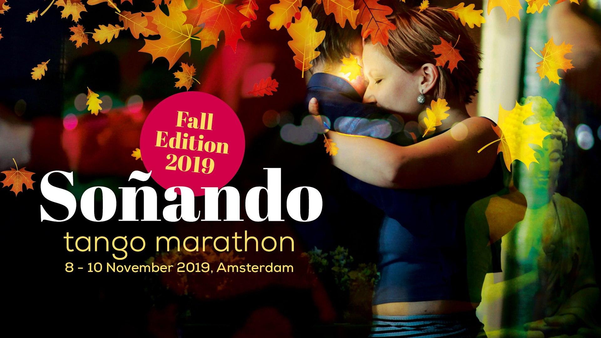 N°95/ Sonando Tango Marathon, Amsterdam (NL)