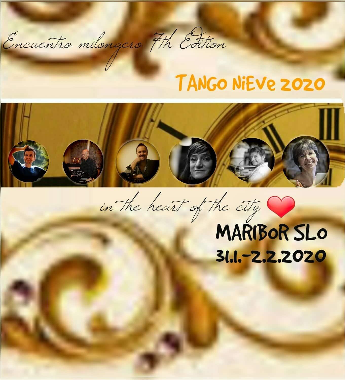 N°100/ Tango Nieve, Maribor (SLO)